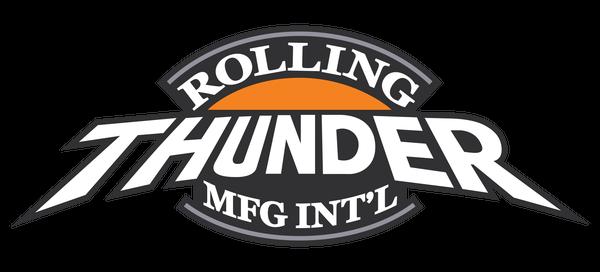 CUSTOM MOTORCYCLE FRAMES | Rolling Thunder Frames